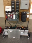 An example of a solar electric system that we are learning to put together and maintain.