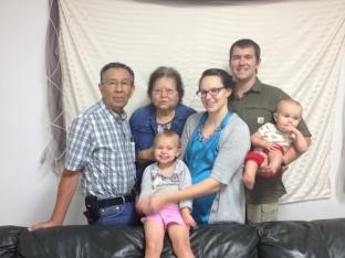 Our Cherokee Language Helpers